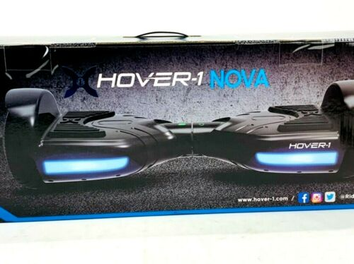Hover 1 Nova Scooter LED Wheels LED Headlights 160 Max Weight 7 MPH 6 Mil