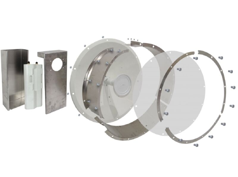 "RF Armor UDK25 5GHz 24"" Dish Kit"