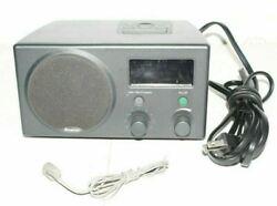 Boston Acoustics Recepter Clock Radio - Used