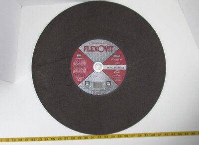 FlexOvit Part No. F9242 Abrasive Grinding Wheel 20