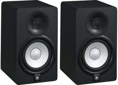 Yamaha HS5 BLACK Powered Studio Monitors PAIR