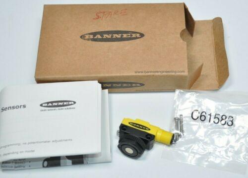 NEW Banner QS18UPAQ8 Ultrasonic Sensor 73156