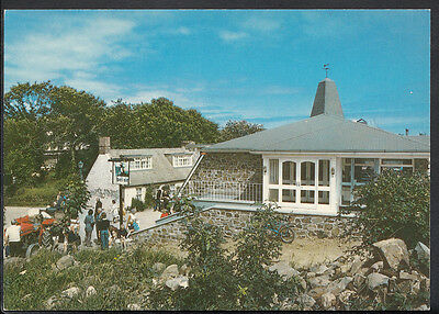 Channel Islands Postcard -  The Bel Air Inn, Sark  C1170
