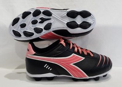 78e3dbd6e Diadora youth soccer futbol cleats CATTURA MD JR New in box Size 12