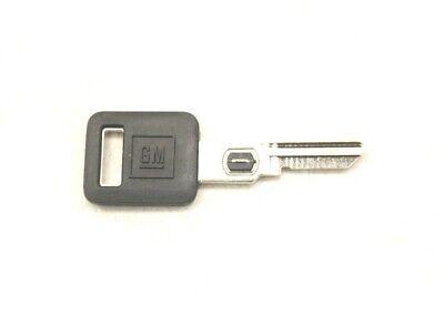 NEW OEM GM Single Sided VATS Chip Key Blank #11 26019105 4.750 K-Ohms Cadillac