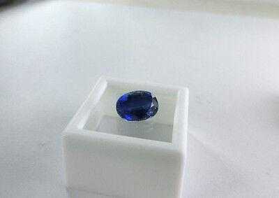 Very nice 3.25ct Nepalese Kyanite with cornflower blue color