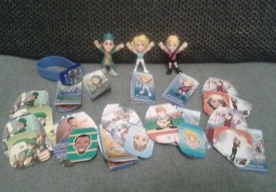 s 3 Figuren + BPZ und 8x Sticker Accessoires NEU TOP (Teens Accessoires)