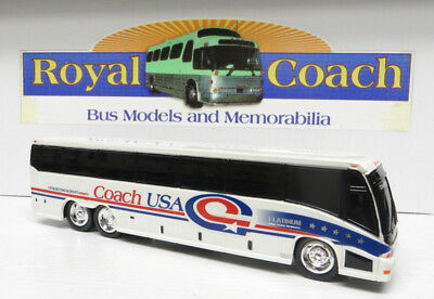 Coach Usa 5 Star Platinum Mci  E  Plastic 10  Bank Bus    A Stagecoach Group Co