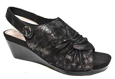 TS shoes TAKING SHAPE sz 6 / 37 Ambra Wedge wide fit comfy chic NIB rrp$170!