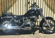 Suzuki VL 250 Intruder, LAMS, Ideal first bike,$3900 ono Youngtown Launceston Area Preview