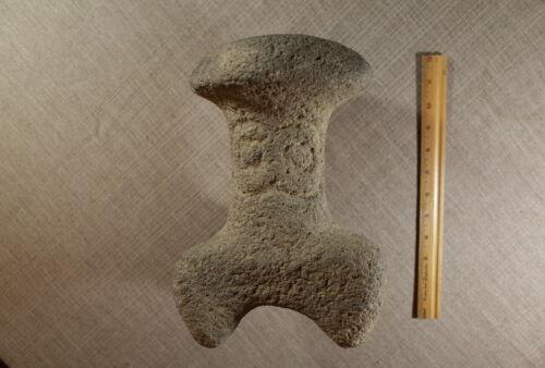 PreColumbian MesoAmerican Shamanic Mushroom Stone