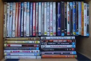 Box of assorted DVDs #2 Newington Ballarat City Preview