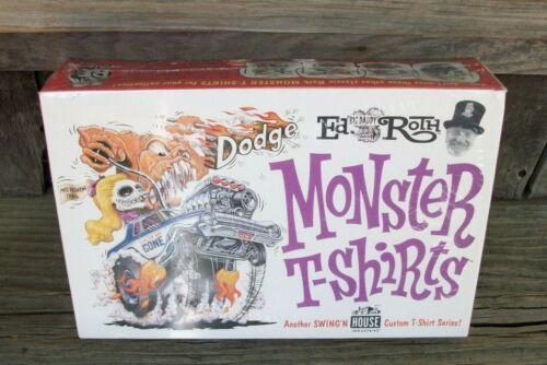 Ed Big Daddy Roth Monster T-Shirt Color Me Gone Dodge Mopar Vintage NHRA Hot Rod