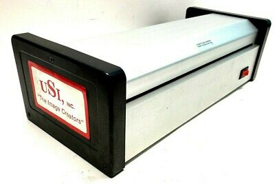 Usi Commercial Grade Laminator Laminating Machine Excellent Tested 11651 12.5