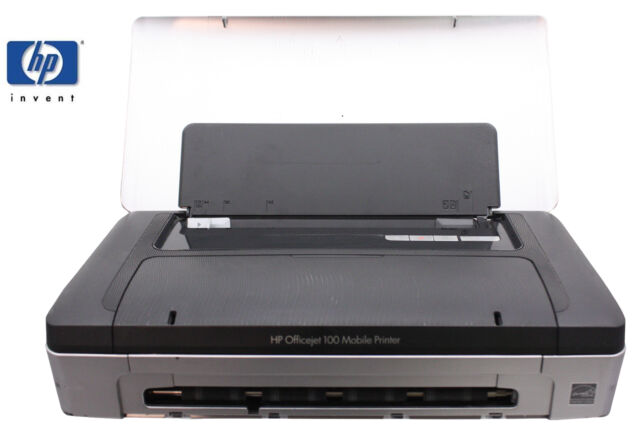HP OfficeJet 100 Tintenstrahldrucker Mobildrucker CN551A USB 2 /Bluethoot / TOP