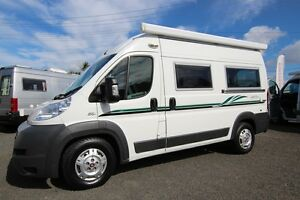 2007 Fiat Ducato Lifstyle Motorhome Shower and Toilet Tweed Heads South Tweed Heads Area Preview