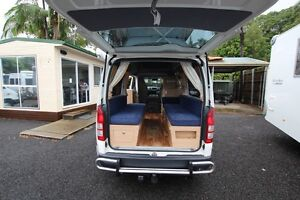 2006 Toyota Hiace Twin Bed Automatic Campervan Low Kilometers Tweed Heads South Tweed Heads Area Preview
