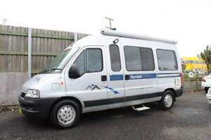 2005 Fiat Trakka Torino Motorhome Only 30,000km and 5.5m Length Tweed Heads South Tweed Heads Area Preview