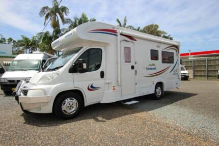 2008 Jayco Conquest Single Beds Low Kilometers