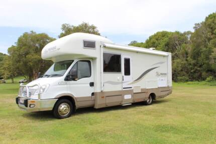2014 Iveco Paradise Integrity Supreme Slide Out SAVE SAVE SAVE Tweed Heads South Tweed Heads Area Preview