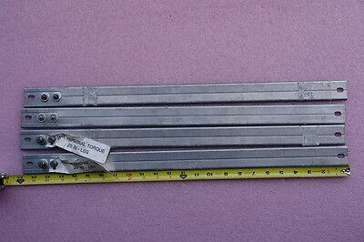 Watlow S1j23nu4 Mica Strip Heater Lot Of 4