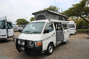 2003 Toyota Hiace Twin Bed Automatic Excellent Condition Tweed Heads South Tweed Heads Area Preview