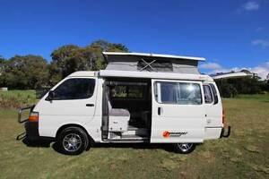 Toyota Hiace Automatic Diesel Campervan Tweed Heads South Tweed Heads Area Preview