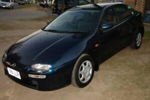 1998 BA Mazda 323 ASTINA HATCHBACK. 1.8L 4 CYLINDER ENGINE. 4 SPEED AU Arundel Gold Coast City Preview