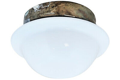 Viking Domed White Cover Plate For Freedom Fire Sprinklers