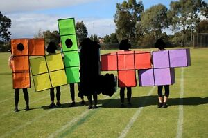 Tetris box costumes Woodvale Joondalup Area Preview