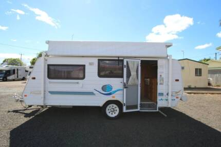 Jayco Freedom Pop Top with Shower and Toilet Tweed Heads South Tweed Heads Area Preview
