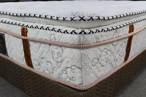 Brand New Queen Plush Pillowtop Mattress - 180 Night Guarantee! Gosford Gosford Area Preview