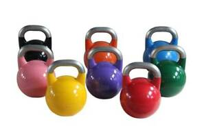 ARMORTECH COMPETITION SERIES PRO GRADE KETTLEBELLS