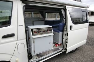 2006 Toyota Hiace Frontline Twin Bed Automatic Campervan Tweed Heads South Tweed Heads Area Preview