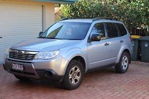 2008 Subaru Forester X S3 AUTO AWD MY09 Greenslopes Brisbane South West Preview
