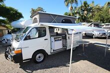1996 Toyota Hiace Campervan Automatic Excellent Condition Tweed Heads South Tweed Heads Area Preview