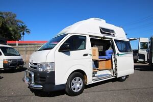 2005 Toyota Hiace Campervan with Extras Including House AC Tweed Heads South Tweed Heads Area Preview
