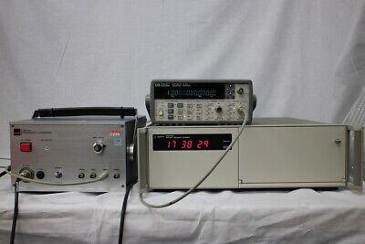 Advantest Tr3110 Frequency Standard