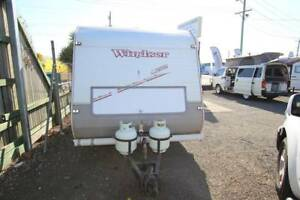1996 Windsor Sunchaser Full Caravan