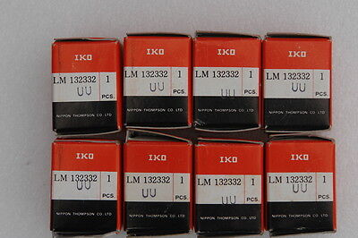 Lm132332uu Iko New Linear Bearing Lots Of 8
