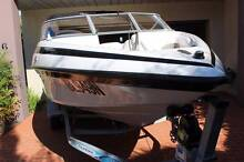 2005 Crownline 180 BR - Great Family Boat for up to 8 people Nicholls Gungahlin Area Preview