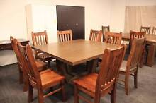 【Clearance】Solid Timber Square Dining Table Only Nunawading Whitehorse Area Preview