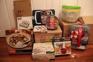 NEW Wholesale bulk lot - Homewares - 8 product lines, 52  items Beverley Park Kogarah Area Preview