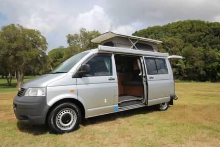 Volkswagen T5 AWD 4Motion Discoverer Campervan
