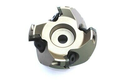 2-12 X 34 Bore 45 Degree Se42 Indexable Face Mill With 4 Teeth  2067-2500