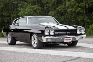 1970 Chevelle. Looking for a Painter! Help