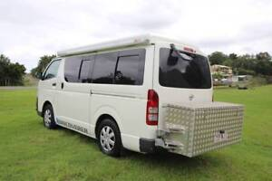 2008 Toyota Hiace Discoverer Premium Campervan Only 35,000km