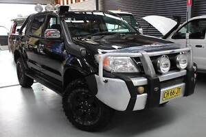 2005 TOYOTA HILUX SR5 GGN25R  (4X4) Holroyd Parramatta Area Preview