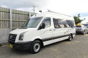 2010 Volkswagen Crafter Dream Seeker Ultima Motorhome Automatic Tweed Heads South Tweed Heads Area Preview