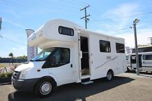 2010 Ford Transit Talvor 6 Berth Motorhome Great Value Coolangatta Gold Coast South Preview